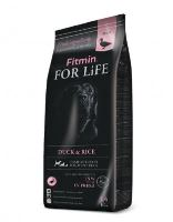 Fitmin dog For Life Duck & Rice 14 kg