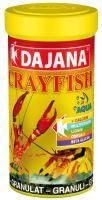 Dajana Crayfish - granulát 100ml