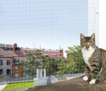 Ochranná síť pro kočky transparentní, Trixie