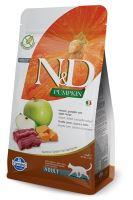 N&D Grain Free Pumpkin CAT Venison & Apple 300g