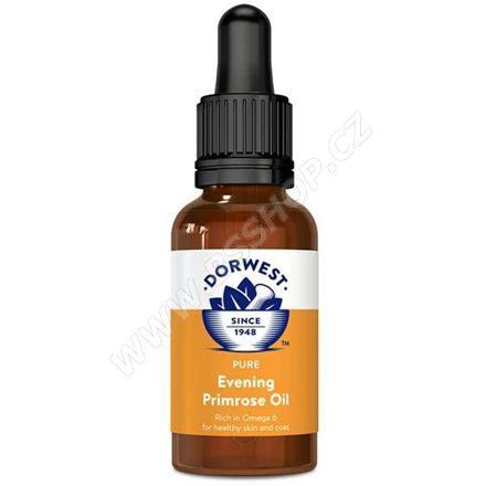 Dorwest - Pupalkový olej - kapky - 30ml