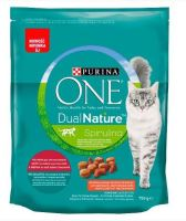 Purina ONE GK Dual Nature Sterilized Spirulina s hovězím 750g