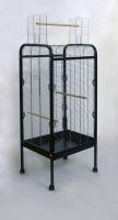 Voliéra Omega 2 pro ptáky (průměr drátu 4mm) černá