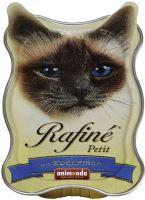 Paštika ANIMONDA Rafiné Petit - s jemnou rybou pro kočky 85g