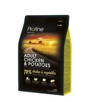 Profine NEW Dog Adult Chicken & Potatoes 3kg
