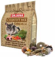 Dajana COUNTRY MIX, Chinchilla 500g, krmivo pro činčily