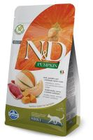 N&D Grain Free Pumpkin CAT Duck & Cantaloupe melon 1,5kg