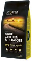 Profine NEW Dog Adult Chicken & Potatoes 15kg