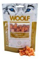 WOOLF pochoutka rabbit chunkies 100g