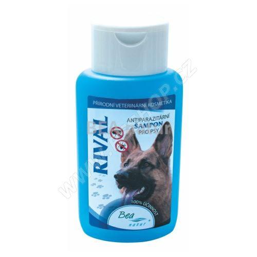 BEA Rival antiparazitární šampon pro psy