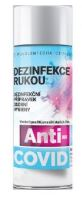 Anti-COVID dezinfekce 250ml - Aveflor