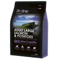 Profine NEW Dog Adult Large Salmon & Potatoes 3kg