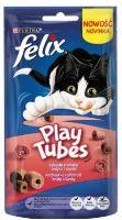 Felix Play Tubes krůta a šunka 50g