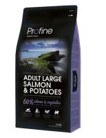 Profine NEW Dog Adult Large Salmon & Potatoes 15kg