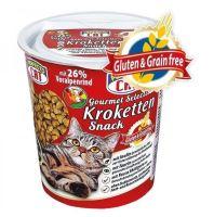 Perfecto Cat Kroketten snack 26% s Alpským hovězím 125g