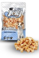 Calibra Joy Dog Mini Cod & Chicken Cube 70g NEW