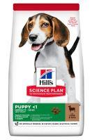Hill's Science Plan Puppy Medium Lamb&Rice 14kg