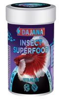 Dajana INSECT SUPERFOOD Betta Pellets - 100ml pelety