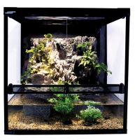Lucky Reptile Aqua-Tarrium 73,5x55x75cm černé