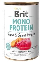 Brit Mono Protein Tuna & Sweet Potato 400g