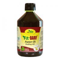 cdVet Lněný krmný olej Fit BARF 500ml - EXP 08/2021