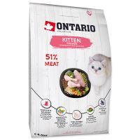 ONTARIO Kitten Chicken 6,5kg EXP 04/2020