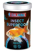 Dajana INSECT SUPERFOOD Pond Pellets - 1 000ml pelety