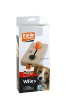 Interaktivní dřevěná hračka WILES 22x12cm