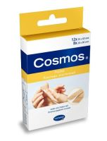 Náplast Cosmos Elastic dělená 2 velikosti, 20ks
