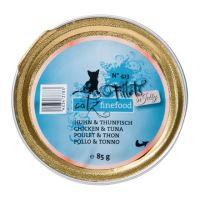 CF Fillets No.413 - kuřecí maso a tuňák 85g