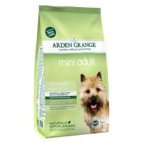 Arden Grange Dog Adult Lamb Mini 2kg