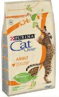 Purina Cat Chow Adult s kuřetem a krůtou 1,5kg