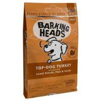 BARKING HEADS Top Dog Turkey 12kg - POŠKOZENÉ