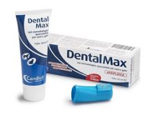 DentalMax 50ml + kartáček prst Candioli
