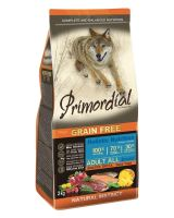 Primordial GF Adult Trout & Duck 2kg
