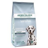 Arden Grange Dog Adult Sensitive Ocean Fish & Potato 6kg - EXP 01/2019