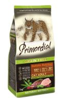 Primordial GF Cat Adult Duck & Turkey 2kg