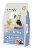 Profine NEW Cat Light Turkey 10kg