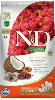 N&D Grain Free Quinoa DOG Skin & Coat Herring & Coconut 7kg