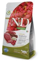 N&D Grain Free Quinoa CAT Urinary Duck & Cranberry 1,5kg