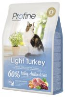 Profine NEW Cat Light Turkey 2kg