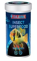 Dajana INSECT SUPERFOOD Tropical Pellets - 250ml pelety
