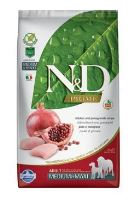 N&D PRIME DOG Adult Medium/Large Chicken & Pomegranate 2,5kg