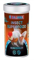 Dajana INSECT SUPERFOOD Coldwater Pellets - 250ml pelety