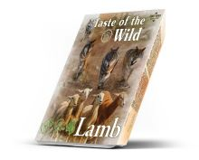Taste of the Wild Lamb&Chicken Dog Tray 390g