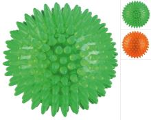 Ježatý míček pevný plast Trixie