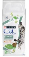 Purina Cat Chow Sterilized kuře 15kg