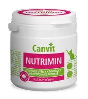 Canvit Nutrimin pro kočky 150g - EXP 11/2018