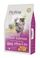 Profine NEW Cat Derma Adult Salmon 10kg
