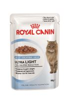Royal Canin kapsička ULTRA LIGHT v želé 85g